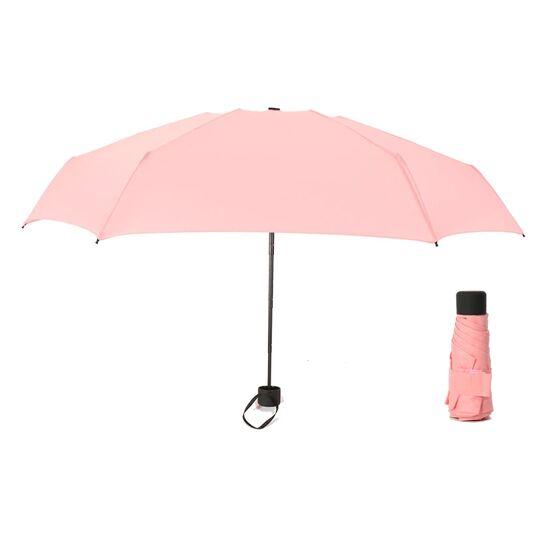 Женские зонты - Зонтик розовый П0095
