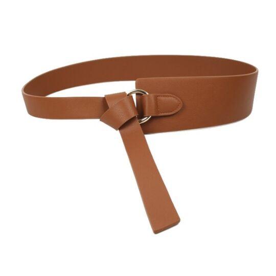 Женские ремни и пояса - Пояс женский, коричневый П1919