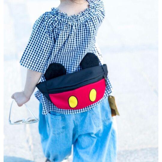 "Детская сумка, бананка, ""Dsiney. Микки Маус"" П1941"