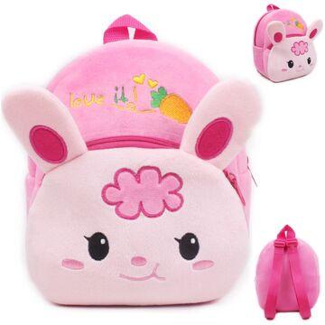 Детский рюкзак, розовый П1943
