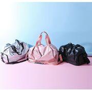 Женская сумка спортивная, белая П1950