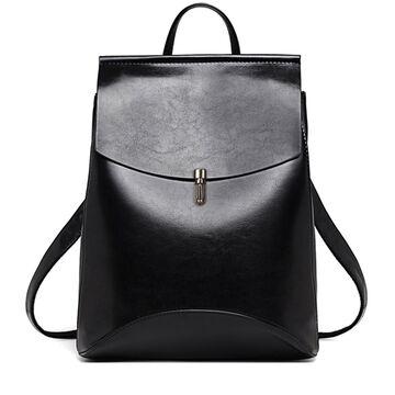Женский рюкзак, черный П1952
