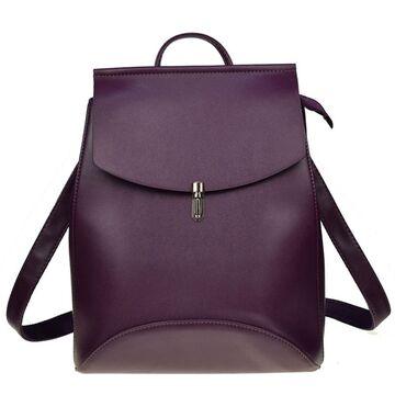 Женский рюкзак, фиолетовый П1953