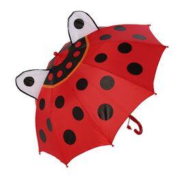 Детский зонтик, красный 1959
