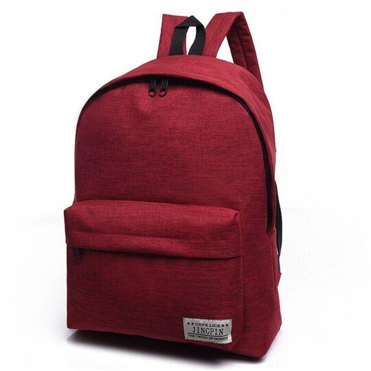 Рюкзак Scione, красный П1963