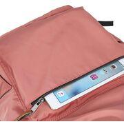 """Женский рюкзак """"TuLaduo"""", розовый П1968"""