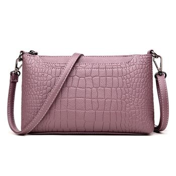 Женская сумка клатч, фиолетовая 1972