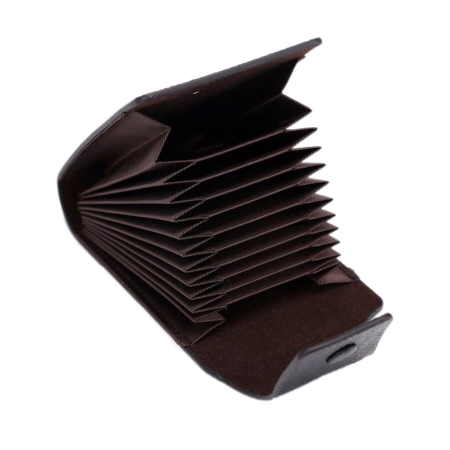 Визитницы - Визитница кардхолдер, коричневая 1996