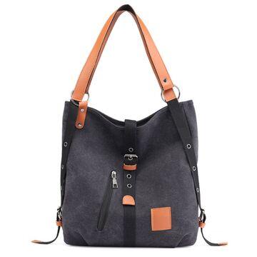 """Женская сумка """"TINKIN"""", черная П1998"""