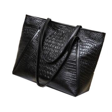 """Женская сумка """"WOVELOT"""", черная П2004"""