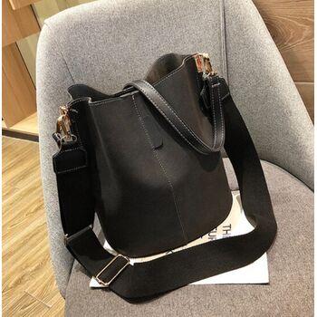 Женская сумка, черная 2016