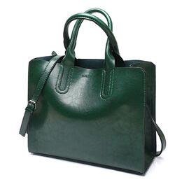 Женская сумка ACELURE, зеленая 0109