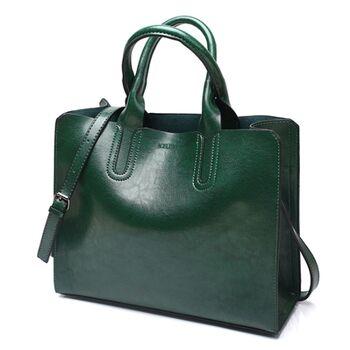 Женская сумка ACELURE, зеленая П0109