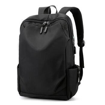 Мужской рюкзак VORMOR, черный П2069