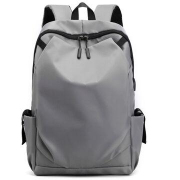Мужской рюкзак VORMOR, серый П2070