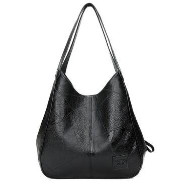 Женская сумка, черная П2074