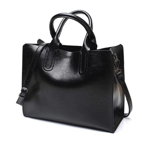 Женские сумки - Женская сумка ACELURE, черная П0110
