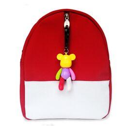 Детский рюкзак, красный 2086
