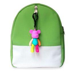 Детский рюкзак, зеленый 2087