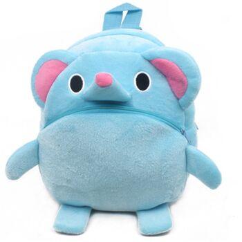 """Детский рюкзак """"Голубой мышонок"""", П2090"""