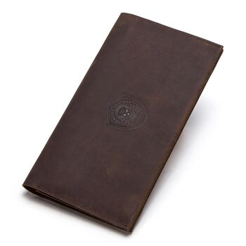 Портмоне мужское Contact'S, коричневый П2095