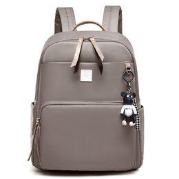 Женский рюкзак, серый 2103