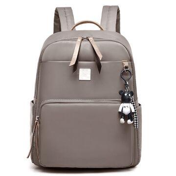 Женский рюкзак, серый П2103