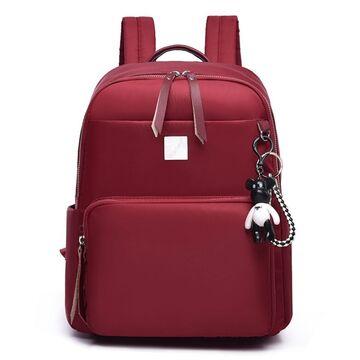 Женский рюкзак, красный П2104