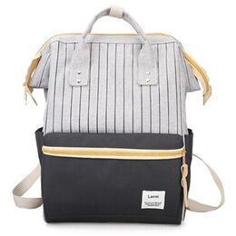 Женский рюкзак, серый 2105