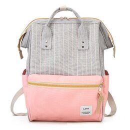 Женский рюкзак, розовый 2106