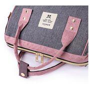 Женский рюкзак, розовый П2106