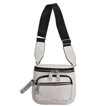 Женская сумка на плечо, белая П2109