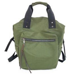 """Женский рюкзак """"TuLaduo"""", зеленый 2111"""