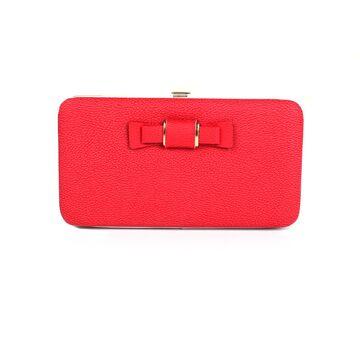 Женский кошелек Lady·Beibei, красный П0115