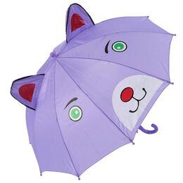 Детский зонтик фиолетовый 0118