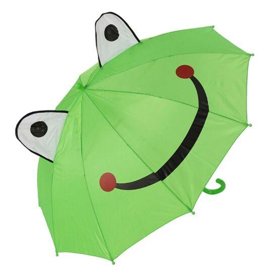Детские зонты - Детский зонтик зеленый П0119