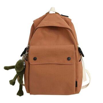 Женский рюкзак, коричневый П2172