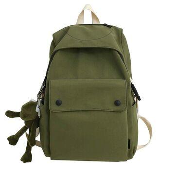 Женский рюкзак, зеленый П2173