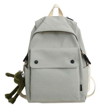 Женский рюкзак, серый П2174