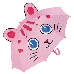 Детский зонтик розовый 0120