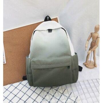 Женский рюкзак, зеленый П2176