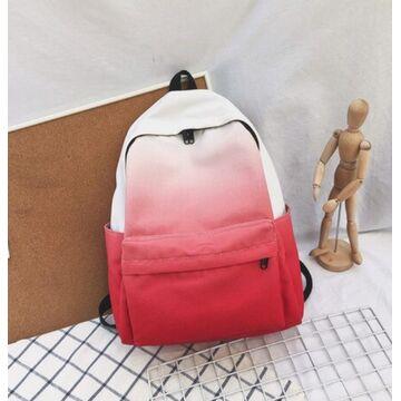 Женский рюкзак, красный П2177