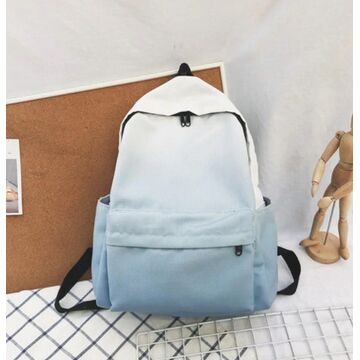 Женский рюкзак, синий П2178
