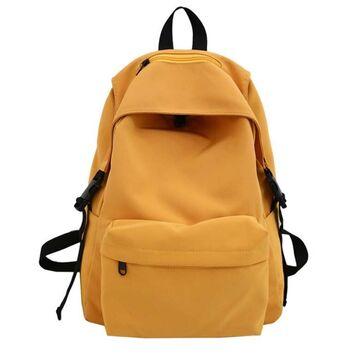 Женский рюкзак, желтый 2180