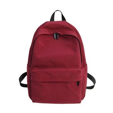 Женский рюкзак, красный П2182