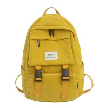 Женский рюкзак, желтый П2186