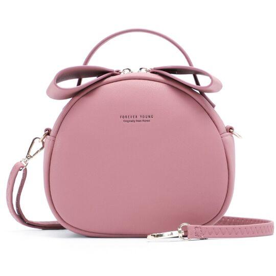 Сумка женская WEICHEN, розовая П2200