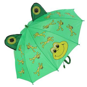 Детский зонтик зеленый П0123
