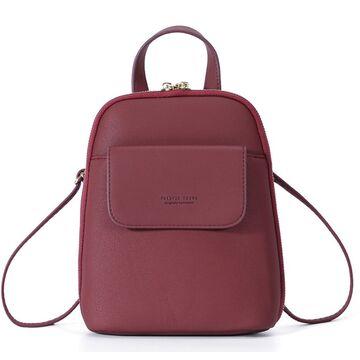 Женский рюкзак WEICHEN, красный П2208