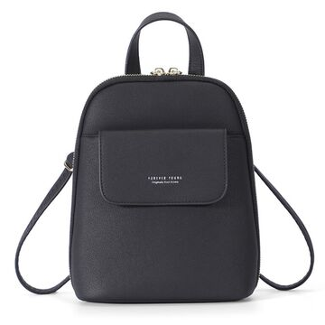 Женский рюкзак WEICHEN, черный П2211